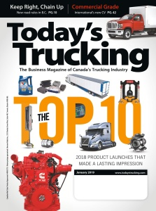 Today ' s Trucking - January (2019)