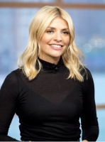 Holly Willoughby -                 ''This Morning'' London January 15th 2018.