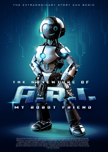 he Adventure of A.R.I.: My Robot Friend (2020) 1080p Bluray DTS-HD MA 5 1 X264-EVO