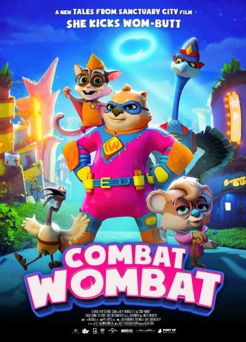 Combat Wombat 2020 HDRip XviD AC3-EVO