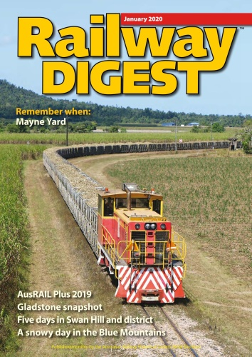 Railway Digest - January (2020)