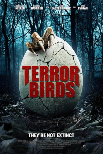 Terror Birds (2016) 720p WEBRip x264 ESubs [Dual Audio][Hindi+English] -=!Dr STAR!=-