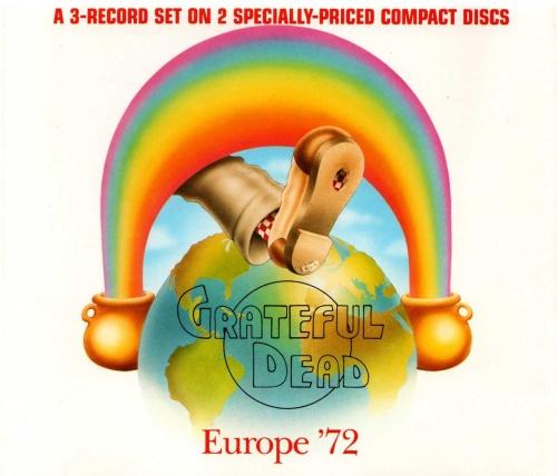 1972   Europe '72 (Live)(2CD)