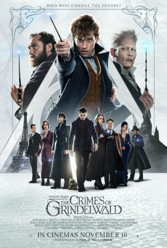 Fantastic Beasts The Crimes Of Grindelwald (2018) 2160p UHD BluRay x265 10Bit HEVC...