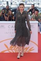 """Olga Kurylenko  -                  """"The Man Who Killed Don Quixote"""" Photocall Cannes Film Festival May 19th 2018."""