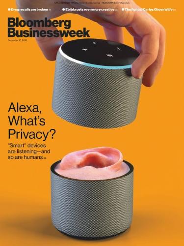 Bloomberg Businessweek USA - 16 12 (2019)
