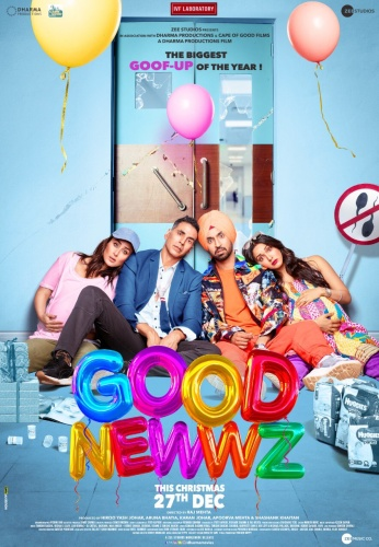 Good Newwz 2019 1080p AMZN WEB-DL DDP5 1 H 264-TT Exclusive
