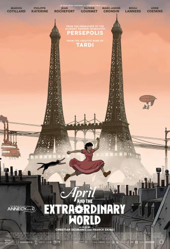 April  The Extraordinary World (2015) BluRay 720p YIFY