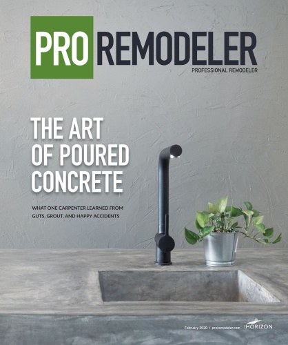 Professional Remodeler - February (2020)