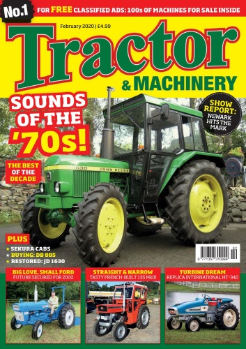 Tractor & Machinery - February (2020)