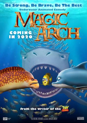 Magic Arch 2020 HDRip XviD AC3-EVO