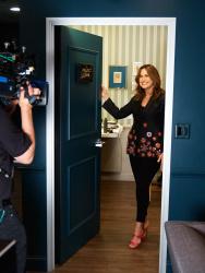 Mariska Hargitay - The Late Late Show with James Corden: June 4th 2018