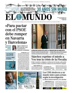 El Mundo - 08 11 (2019)