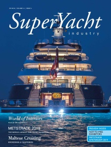 SuperYacht Industry - Vol 14 Issue 4 (2019)