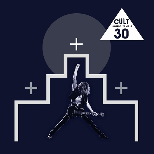 The Cult   Sonic Temple (30th Anniversary Edition) (2019)