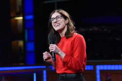 Emmy Blotnick - The Late Show with Stephen Colbert: March 12th 2018