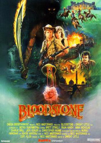 Bloodstone (1988) 720p BluRay x264 ESubs [Dual Audio][Hindi+English] -=!Dr STAR!=-