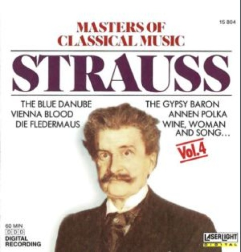 Masters Of Classical Music 10 Cd Set Complete Collection