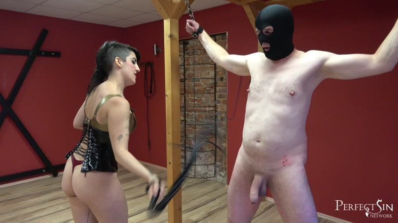 Mistress Amandara starring in video (Be Thankful to Mistress) of (Merciless Dominas) studio [FullHD 1080P]