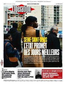 Libération - 31 10 (2019)