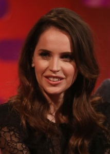 Felicity Jones -          ''The Graham Norton Show'' London February 14th 2019.