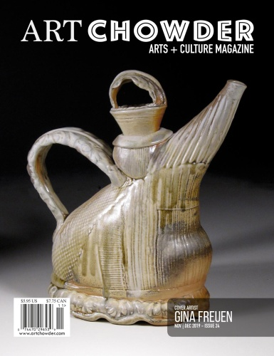 Art Chowder - Issue 24 - November-December (2019)