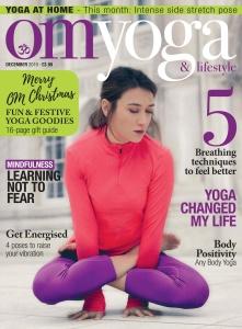 OM Yoga Magazine December (2019)
