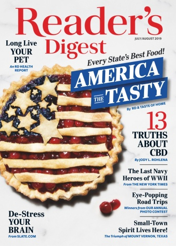 Reader ' s Digest USA 07 08 (2019)