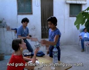 Yo, 'El Vaquilla' 1985