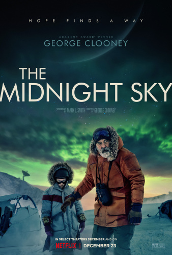 The Midnight Sky (2020) 720p HDRip x264 AAC 5 1 [Dual Audio][Hindi+English] TT Exclusive
