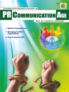 PR Communication Age - March (2018)