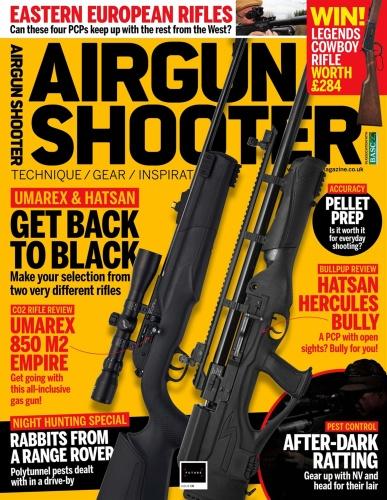 Airgun Shooter - March (2020)
