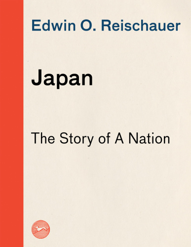 Japan- The Story of a Nation, 4th Edition