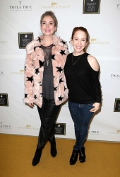 Amy Davidson - PartyPopPost at The Peninsula in Beverly Hills 11/03/2017