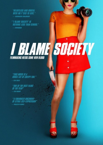 I Blame Society 2021 HDRip XviD AC3-EVO