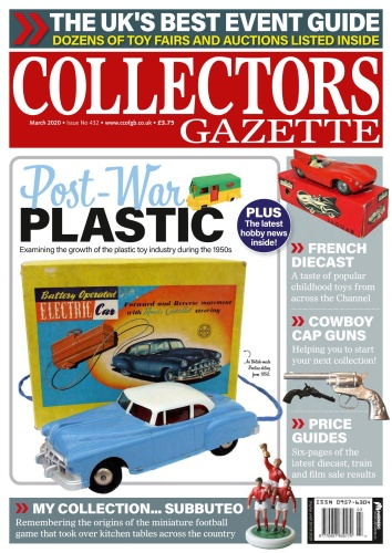 Collectors Gazette - Issue 432 - March (2020)