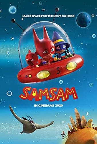 SamSam 2020 1080p WEB-DL H264 AC3-EVO