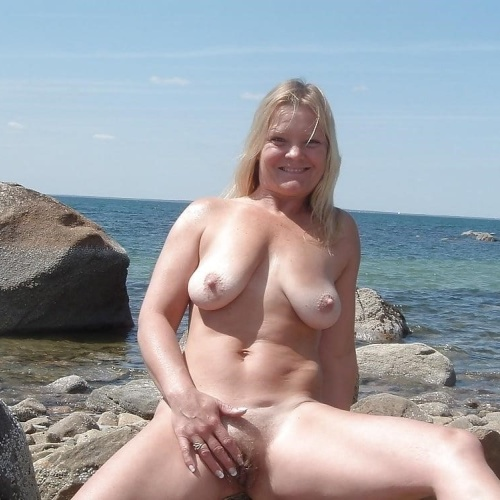 Real amateur mature casting