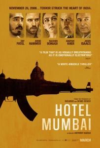 HOTEL MUMBAI 2019BluRay 720pHQ Line Tamil+Telugu+Hindi+EngMB