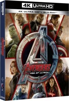 Avengers: Age of Ultron (2015) Full Blu-Ray 4K 2160p UHD HDR 10Bits HEVC ITA GER DD Plus 7.1 ENG TrueHD 7.1 MULTI