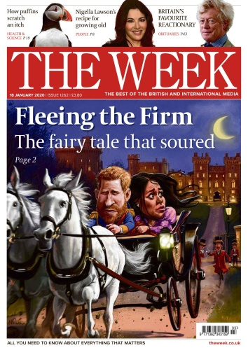 The Week UK - Issue 1262 - 17 January (2020)