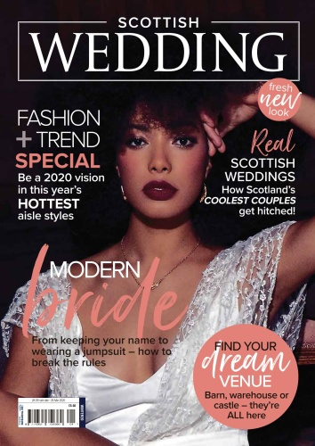 Scottish Wedding Directory  January (2020)