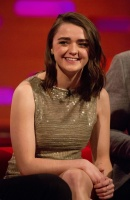 Maisie Williams -                  ''The Graham Norton Show'' London January 11th 2018.