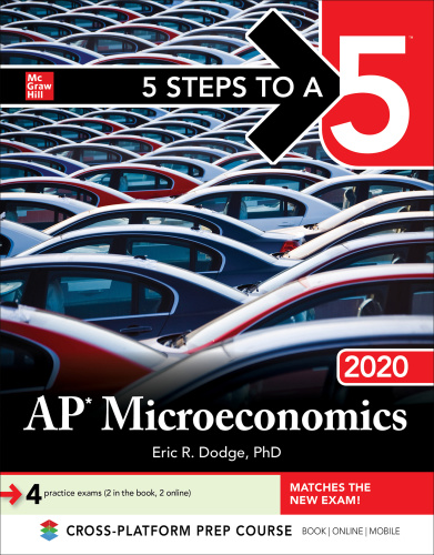 5 Steps to a 5 AP Microeconomics (2020)