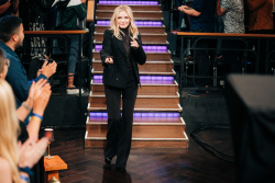 Michelle Pfeiffer - The Late Late Show with James Corden: October 1st 2019