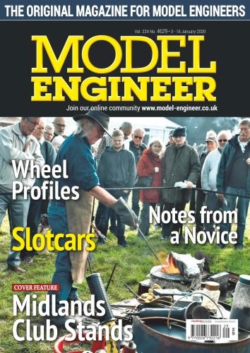 Model Engineer - Issue 4629 - 3 January (2020)