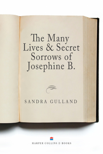 The Many Lives & Secret Sorrows - Sandra Gulland