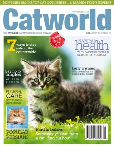 Cat World  August (2018)