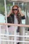 Jessica Chastain - at Hotel Du Cap Eden-roc in Antibes, France 5/9/18