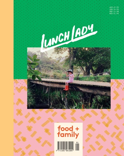 Lunch Lady Magazine - Issue 17 - January (2020)